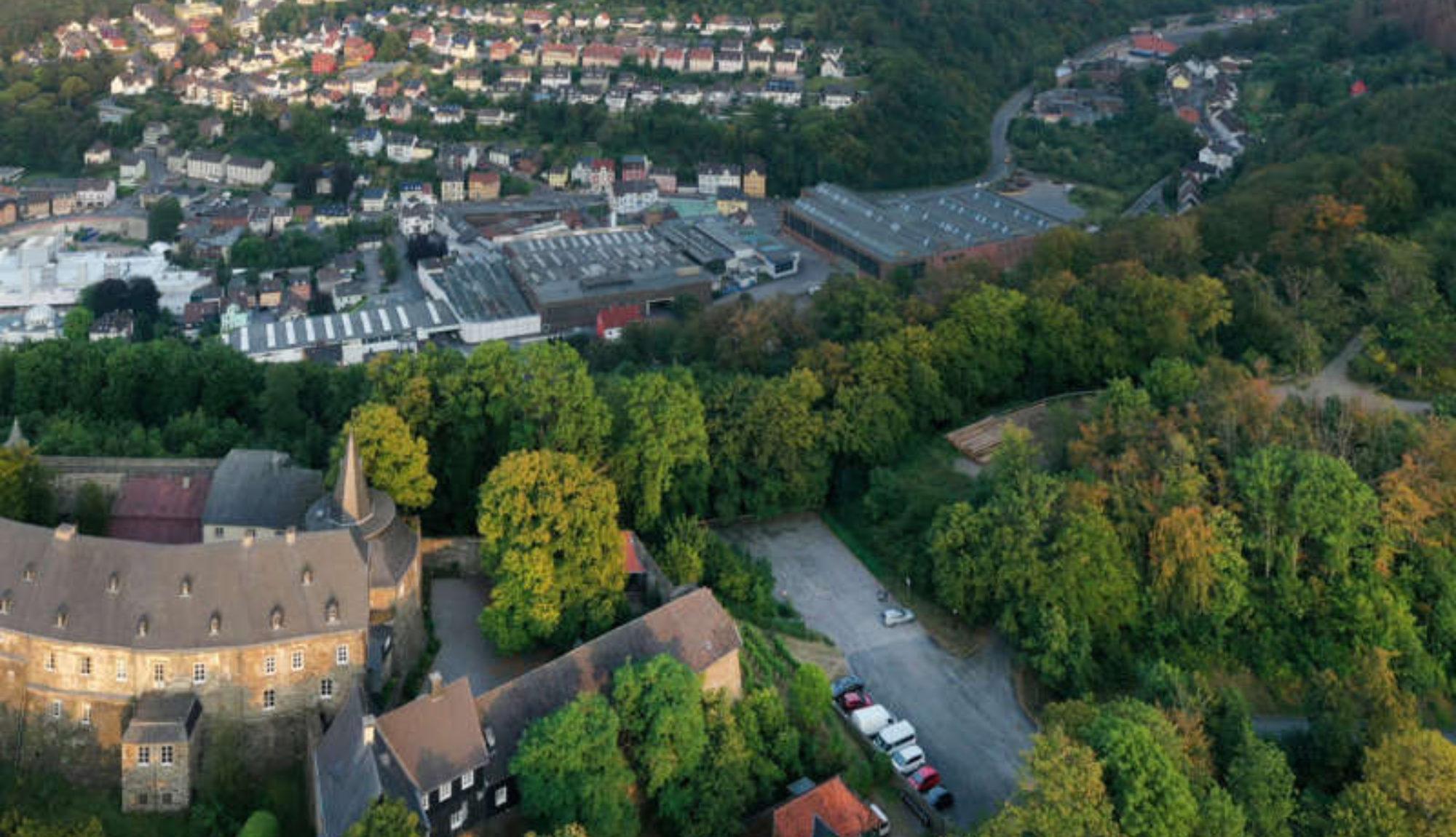 Hohenlimburg luftbild
